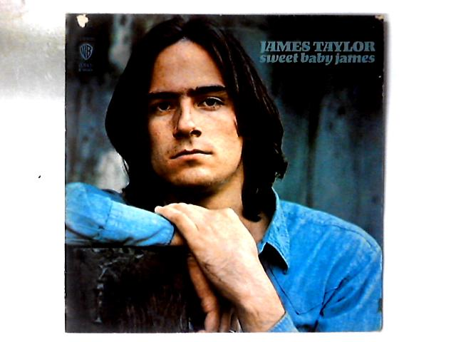 Sweet Baby James LP By James Taylor (2)