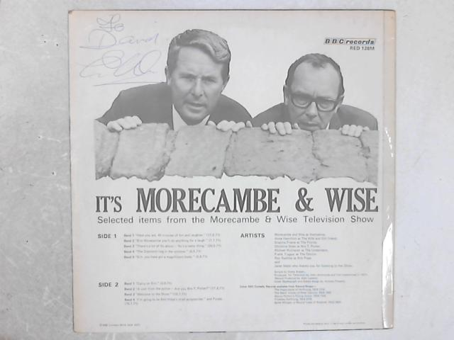 It's Morecambe & Wise SIGNED LP by Morecambe & Wise