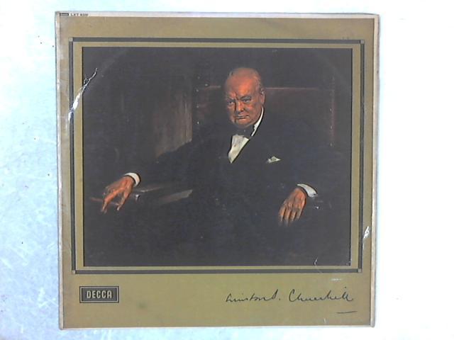 The Voice Of Winston Churchill LP by Winston Churchill
