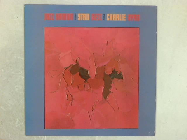 Jazz Samba LP By Stan Getz