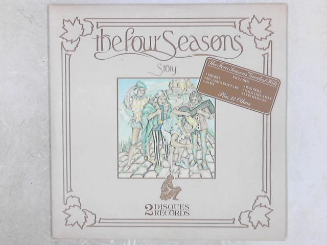 The Four Seasons Story 2xLP By The Four Seasons