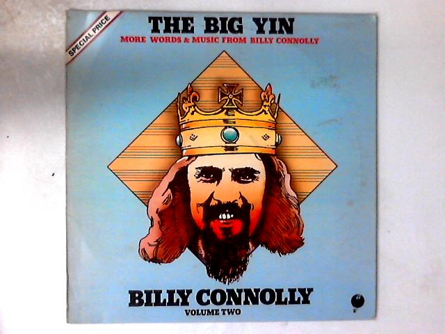 The Big Yin: More Words & Music From Billy Connolly (Volume Two) LP by Billy Connolly