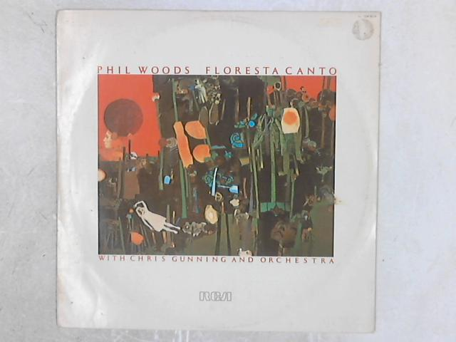 Floresta Canto LP By Phil Woods