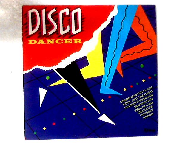 Disco Dancer LP COMP MIXED by Various