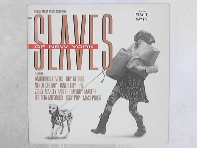 Slaves Of New York OST LP by Various