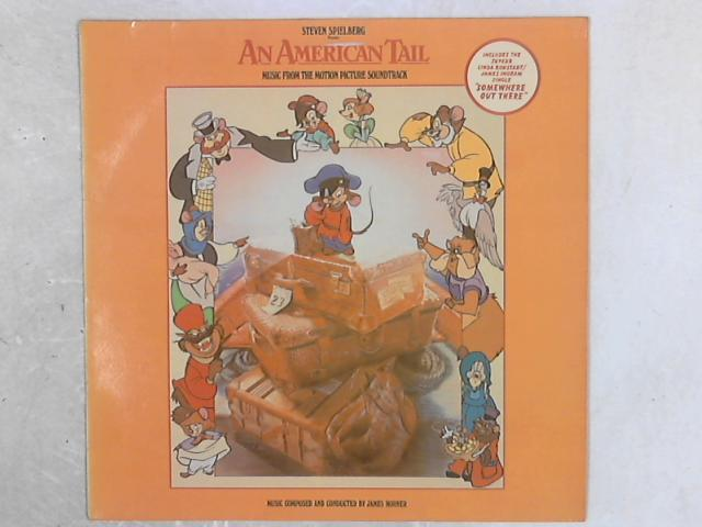 An American Tail OST LP By James Horner