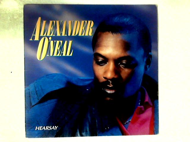 Hearsay LP by Alexander O'Neal
