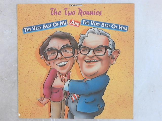 The Very Best Of Me And The Very Best Of Him LP by The Two Ronnies