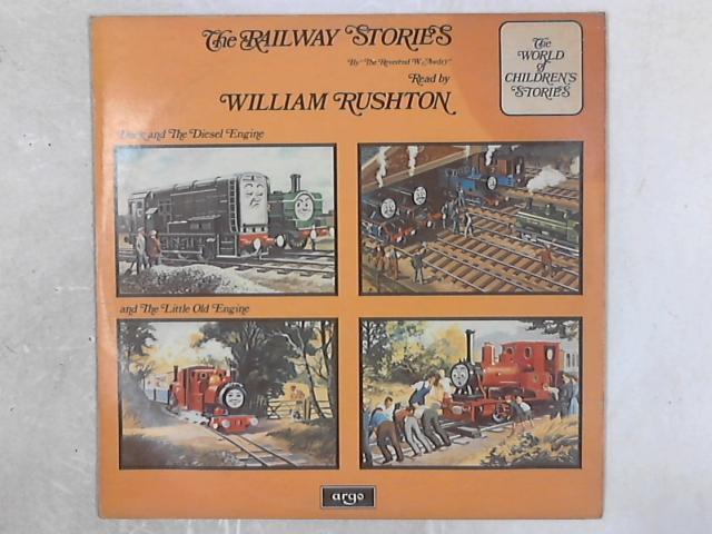 The Railway Stories LP by William Rushton