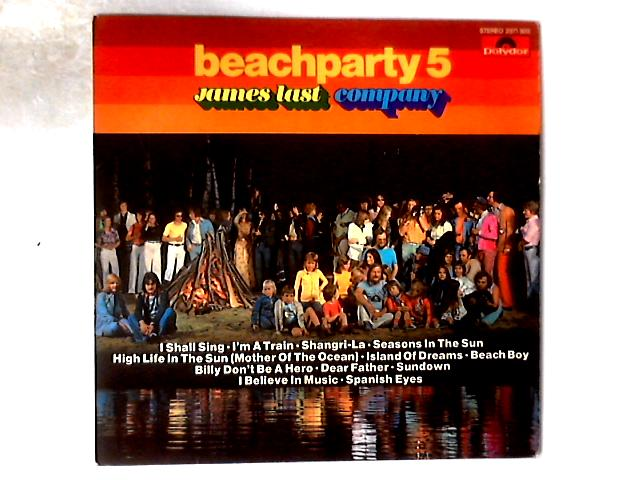 Beachparty 5 LP By James Last Company