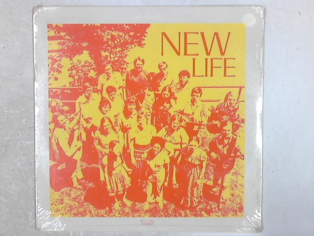 New Life SEALED LP By The Word Of God