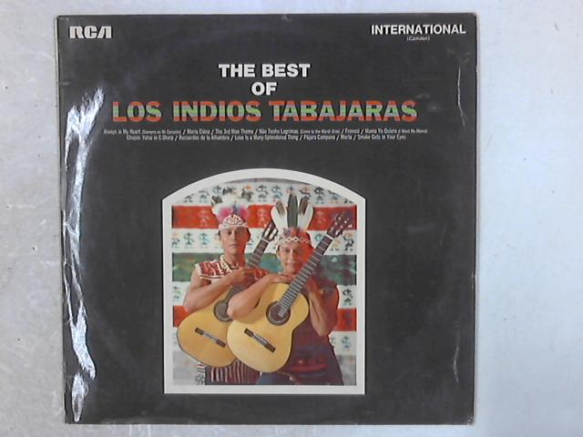 The Best Of LP By Los Indios Tabajaras