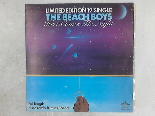 Here Comes The Night single By The Beach Boys
