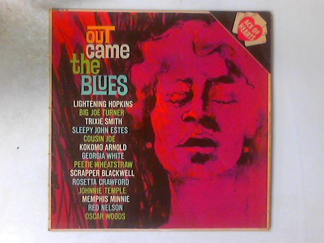 Out Came The Blues LP COMP by Various