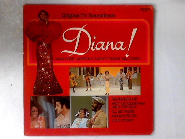 Diana! (Original TV Soundtrack) LP GATEFOLD By Various