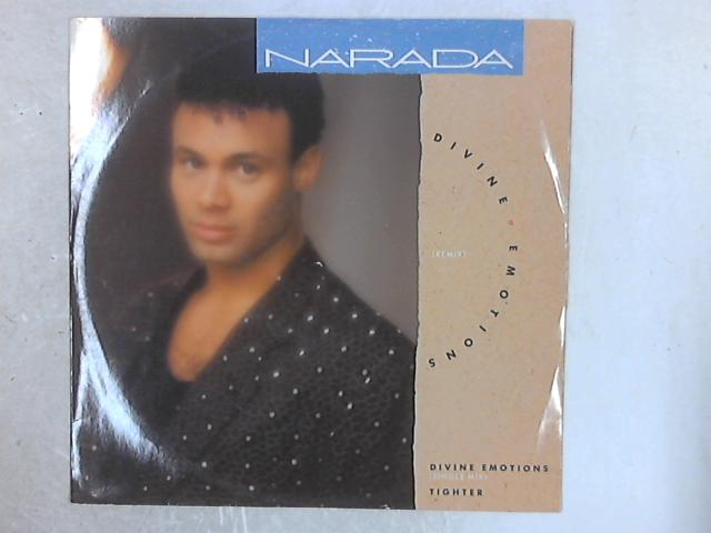Divine Emotions (Remix) 12in Single By Narada Michael Walden