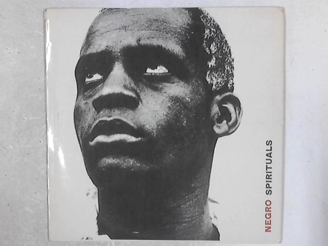 Negro Spirituals LP By George Browne