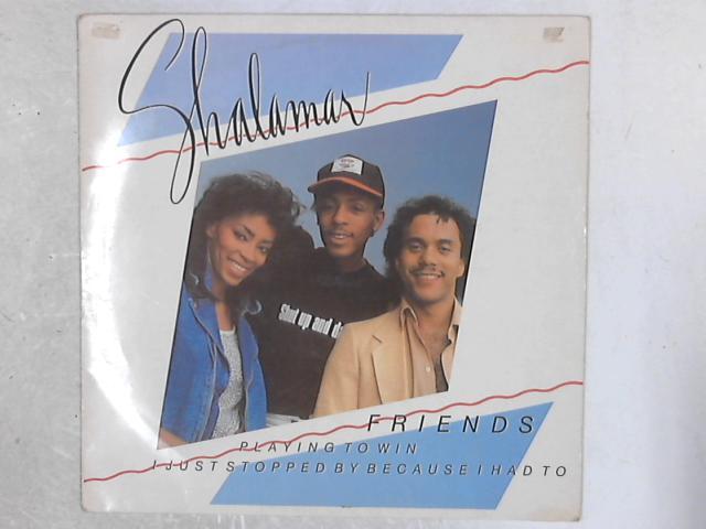 Friends 12in Single By Shalamar