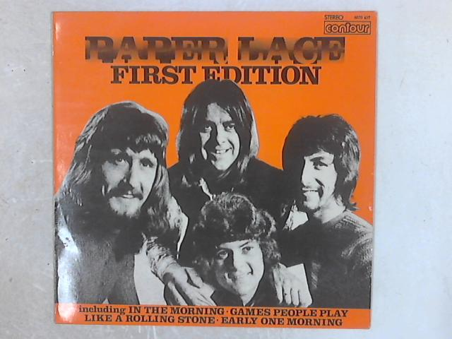 First Edition LP By Paper Lace
