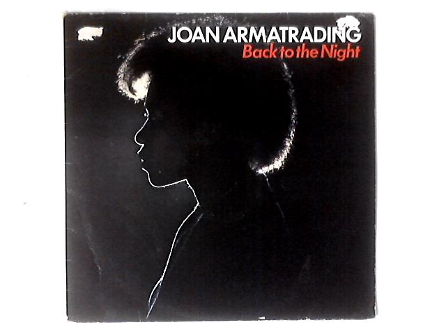 Back To The Night LP By Joan Armatrading