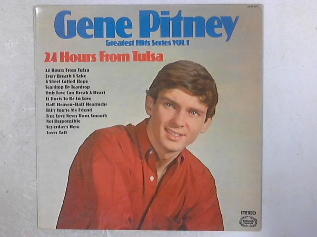 24 Hours From Tulsa (Greatest Hits Series Vol.1) LP By Gene Pitney