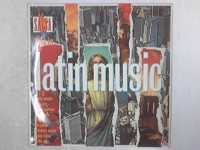 This Is Latin Music COMP LP by Various