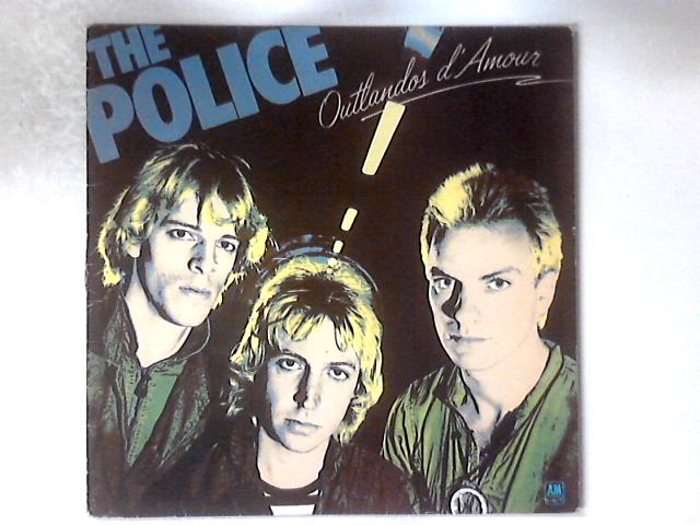 Outlandos D'Amour LP By The Police