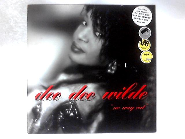 No Way Out LP By Dee Dee Wilde
