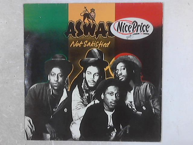 Not Satisfied LP by Aswad