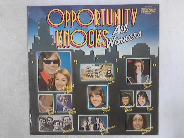 Opportunity Knocks All Winners COMP LP By Various