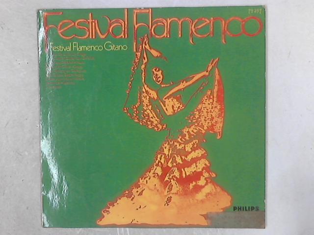 Festival Flamenco Gitano LP By Various
