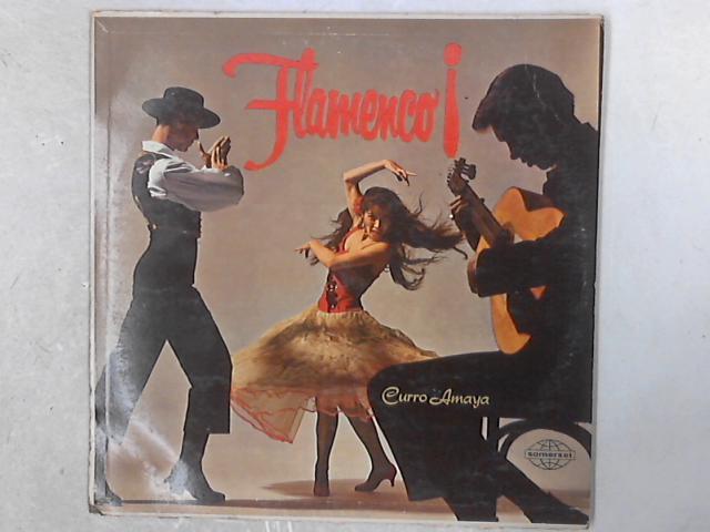 Flamenco LP by Los Flamencos de España