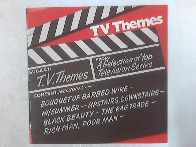 TV Themes From: A Selection of Top Television Series COMP LP By Various