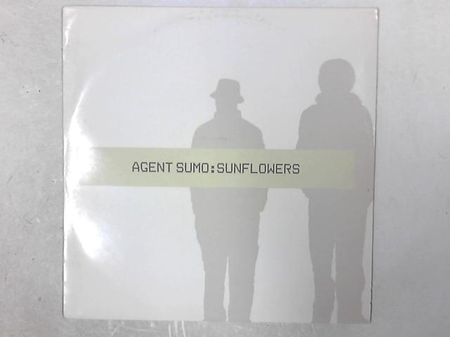 Sunflowers 12in PROMO Single By Agent Sumo