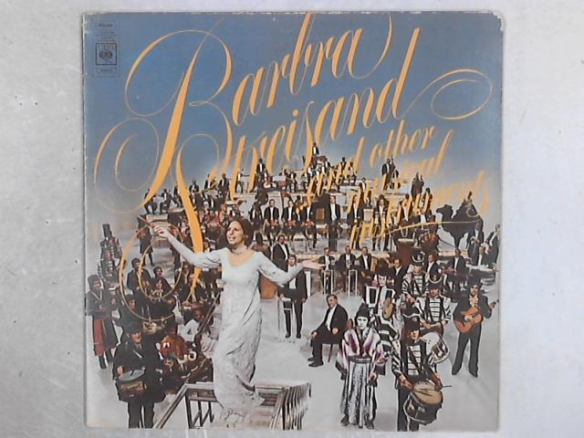 Barbra Streisand And Other Musical Instruments LP by Barbra Streisand