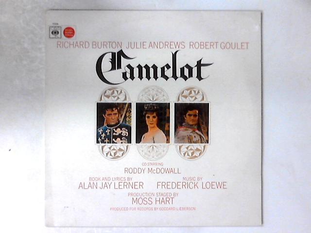 Camelot (Original Broadway Cast) LP by Al Lerner