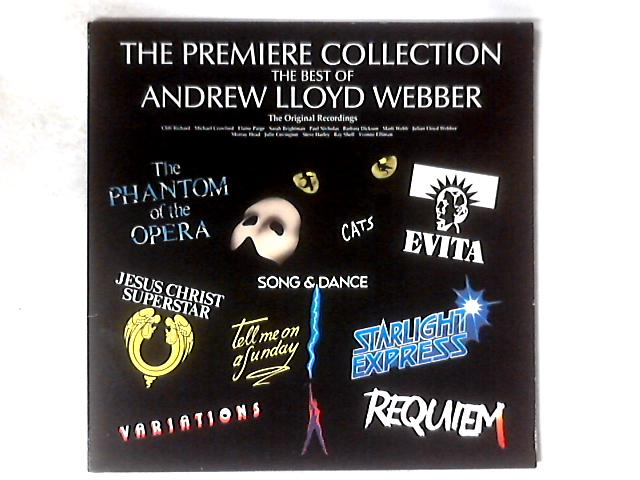 The Premiere Collection - The Best Of Andrew Lloyd Webber LP COMP GATEDFOLD by Various