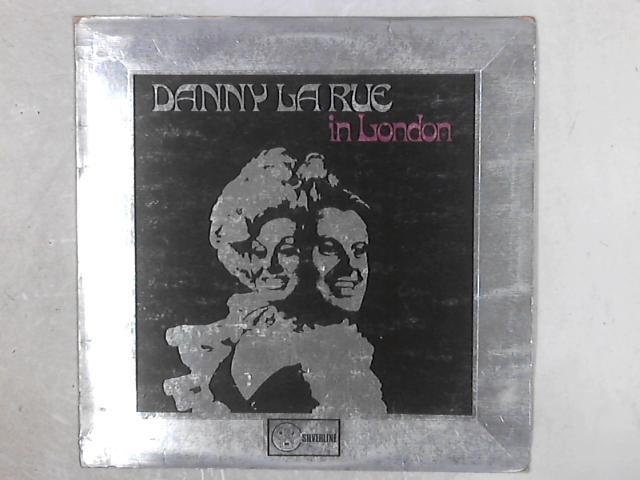 Danny La Rue In London LP by Danny La Rue