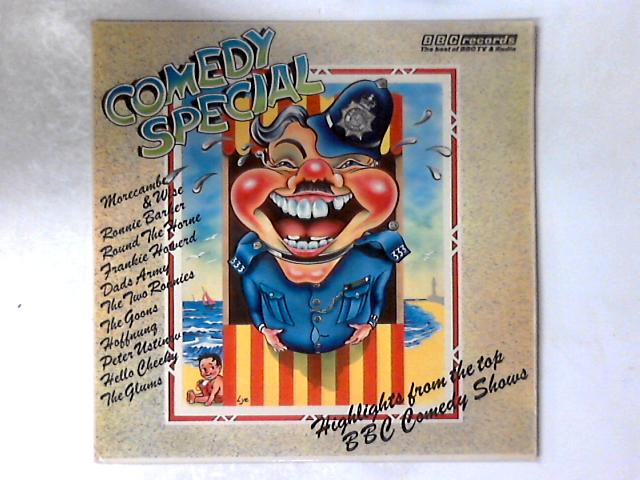 Comedy Special LP By Various