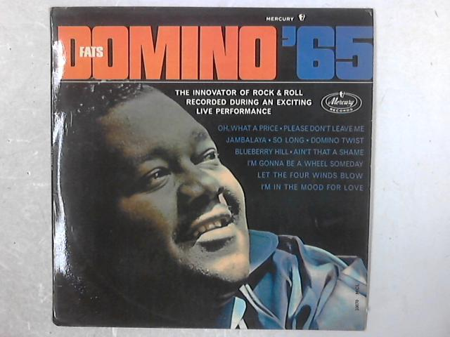 Fats Domino '65 LP by Fats Domino