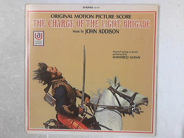 The Charge Of The Light Brigade OST LP by John Addison