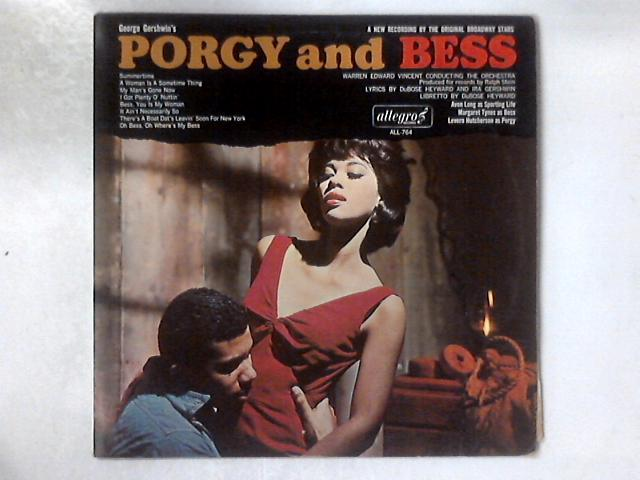 Porgy And Bess LP by George Gershwin