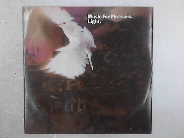 Light 12in Single By Music For Pleasure
