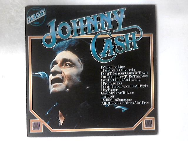 Johnny Cash 12in by Johnny Cash