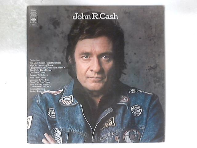 John R. Cash LP by Johnny Cash
