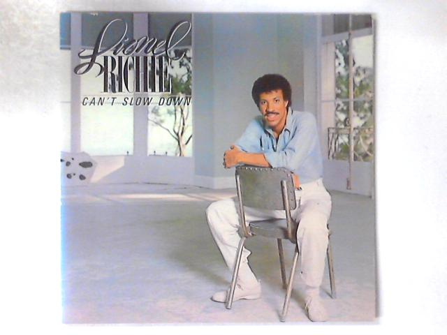 Can't Slow Down LP GATEFOLD by Lionel Richie