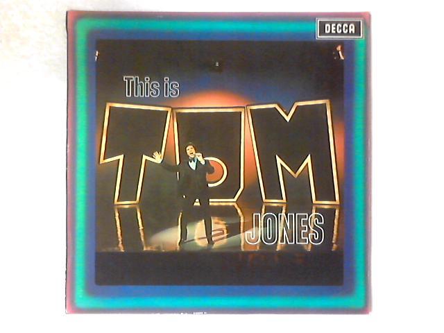 This Is Tom Jones LP COMP by Tom Jones