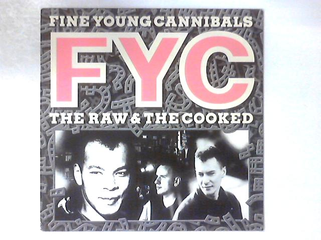 The Raw & The Cooked LP by Fine Young Cannibals