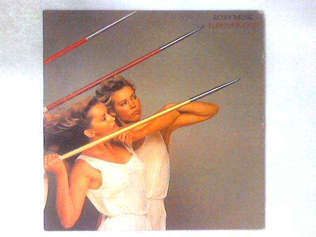 Flesh Blood LP by Roxy Music