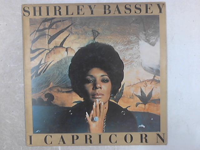 I, Capricorn LP by Shirley Bassey
